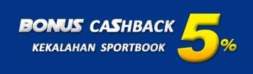 Cashback Kekalahan Sbobet