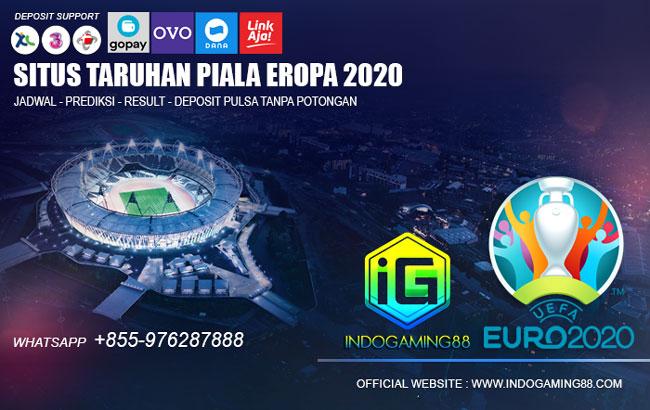 Deposit GoPay Piala Eropa 2021