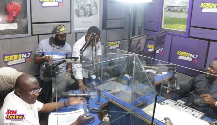 Video: Veep Visits Asempa FM To Talk About NPP's Manifesto. 48