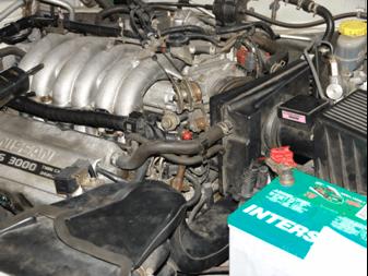 Sparky S Answers 1997 Nissan Maxima Code P0325 Knock Sensor