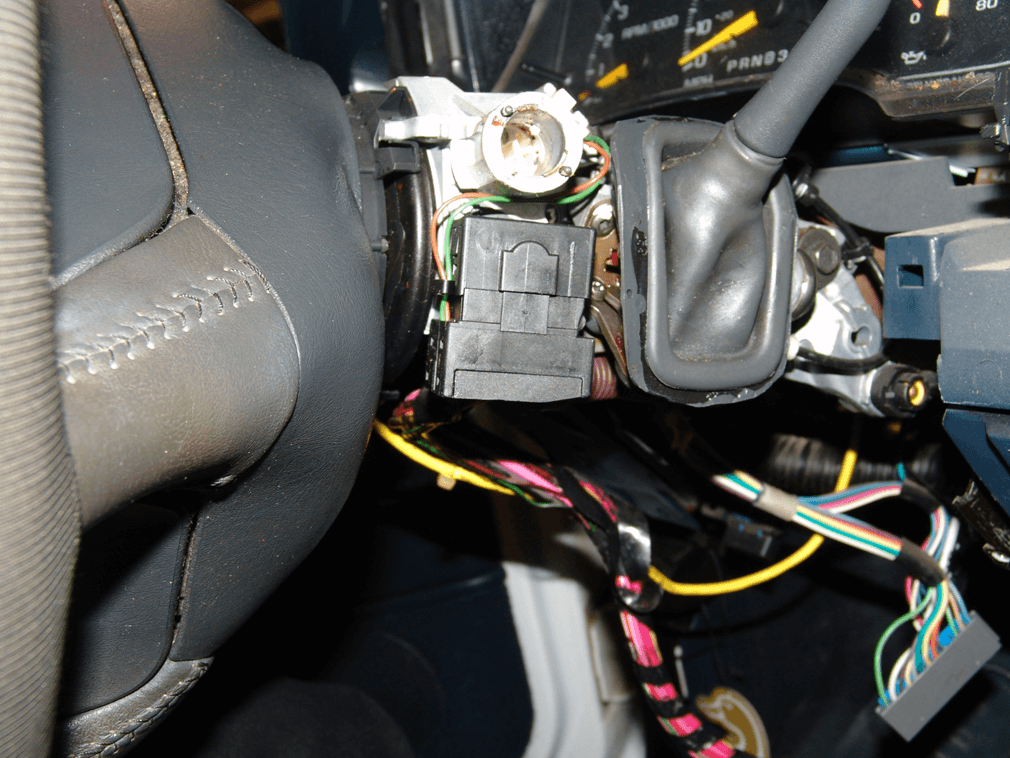 Sparky's Answers - 1996 Chevrolet 1500 Truck Ignition Switch   Chevy 1996 K2500hd Pink Wiring      Sparky's Answers