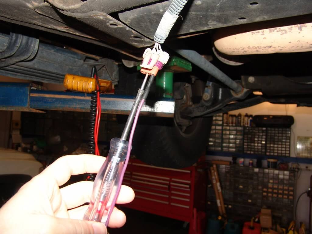 Sparkys Answers 2004 Chevrolet Tahoe Code P0178 03 Obd2 Wiring Diagram Again I Used A Light Touch And Also Fused Jumper Wire With The Correct Terminal End As Part Of My Test Set Up