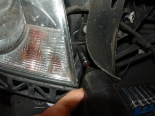 Sparky S Answers 2006 Lincoln Zephyr Low Beam Headlight