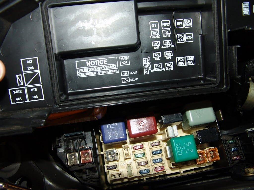 sparky s answers lexus es battery goes dead i checked the fuse designation and went to my wiring diagrams to see what all was attached to that fuse