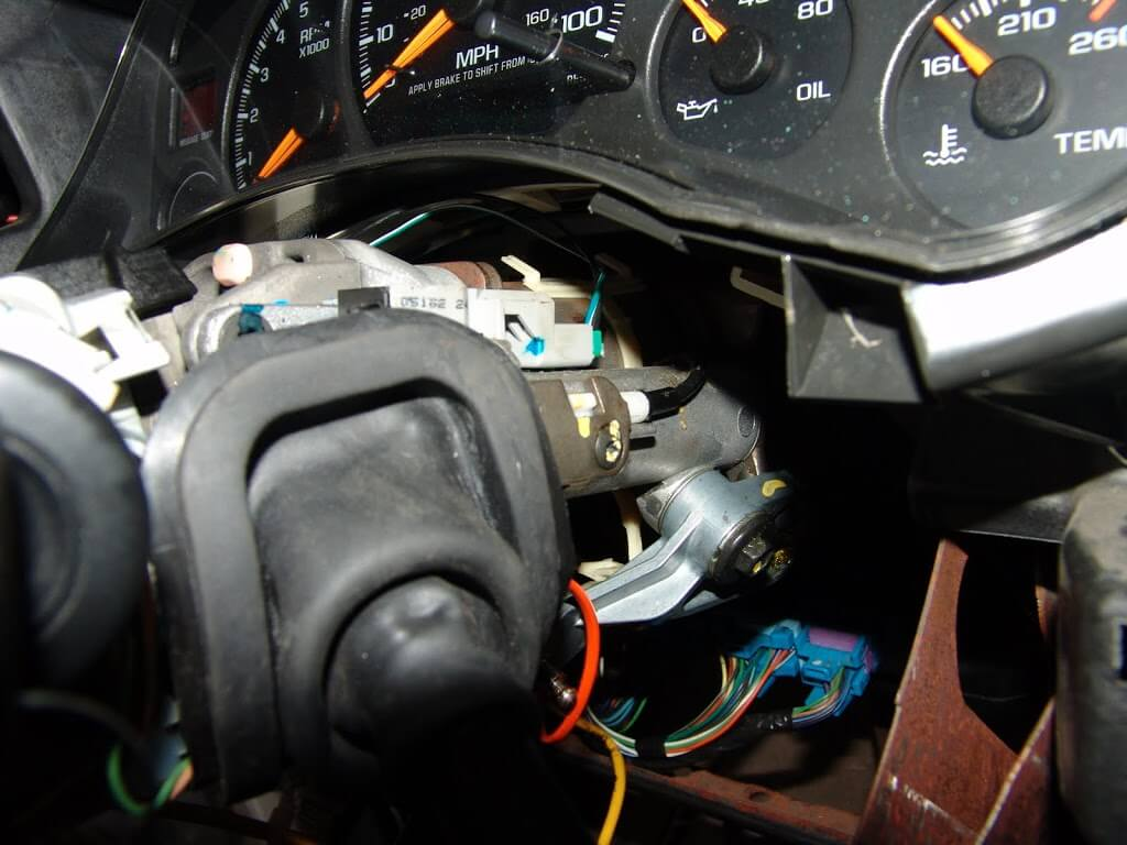 2008 Chevy Impala Wiring Harness Btsi Sparkys Answers 2002 Chevrolet Tahoe Fuse Blows I Connected The Other Solenoid And Just Left It Hanging Under Dash To Confirm Short Was Gone