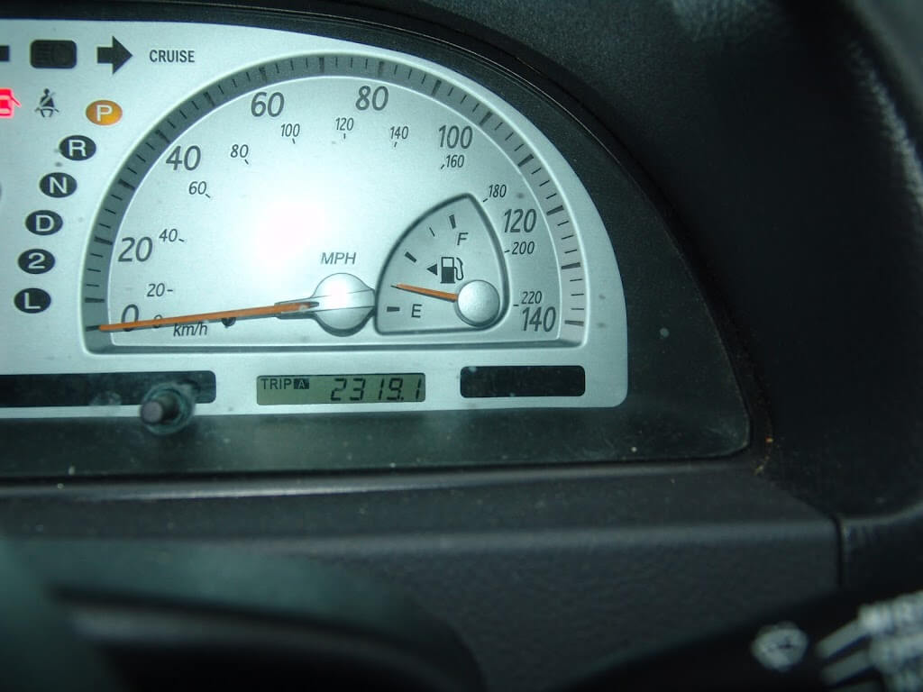 Sparky's Answers - 2004 Toyota Camry, Engine Speed Will Not