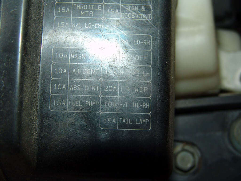 Locate the fuse in the fuse box and test both sides of the fuse. This one  had power on one leg but not on the other. I replaced the fuse and the ...