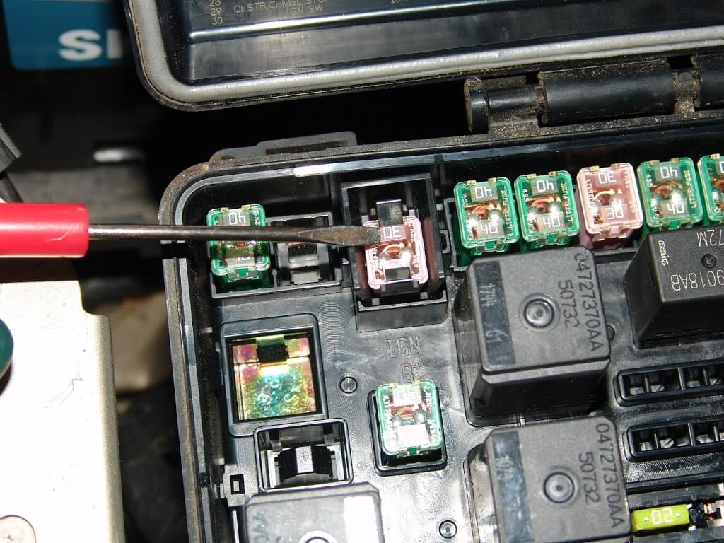 Dodge Journey Fuse Box Location Journeys