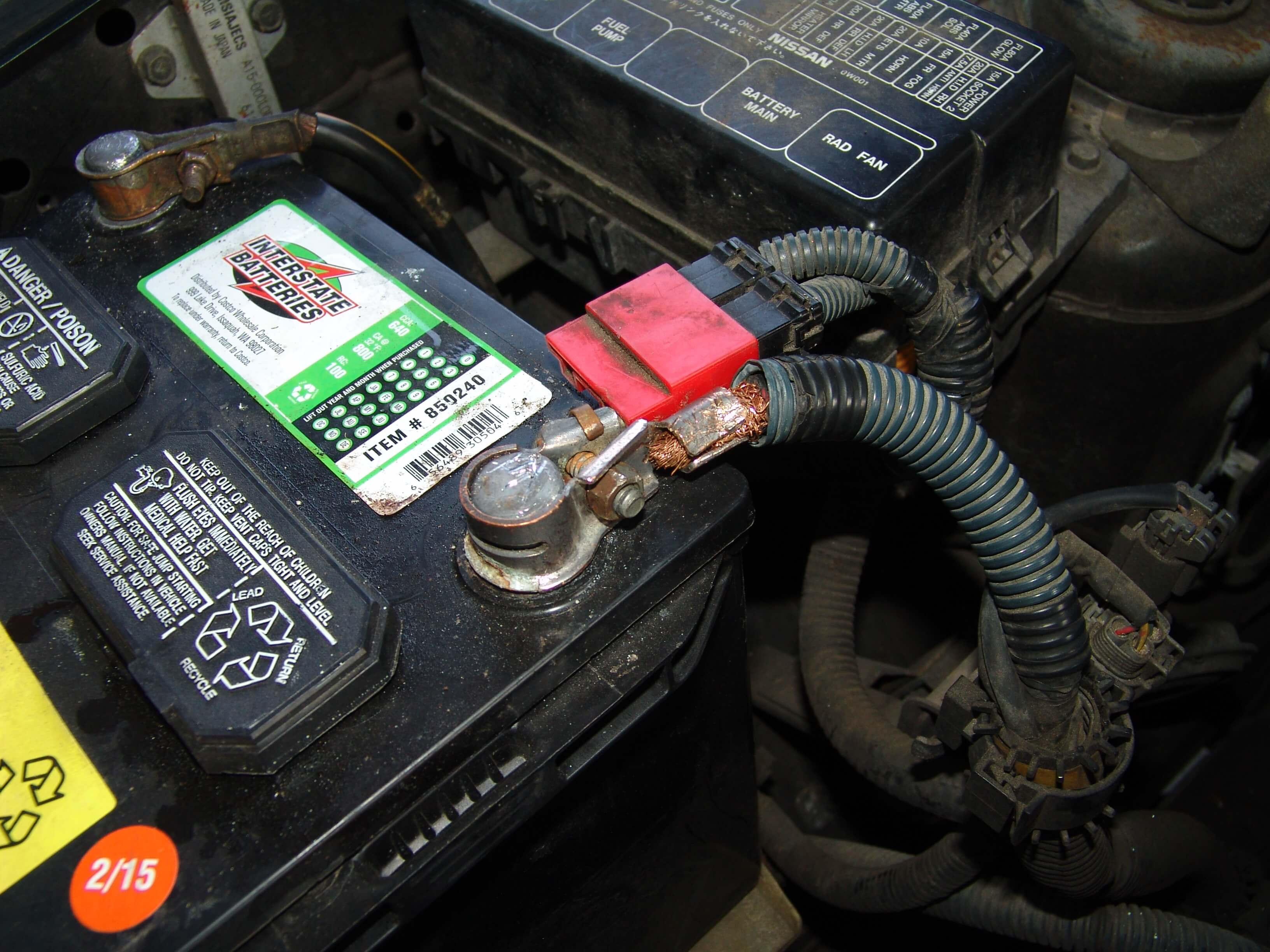 Sparkys Answers 1996 Nissan Pathfinder Installing A New