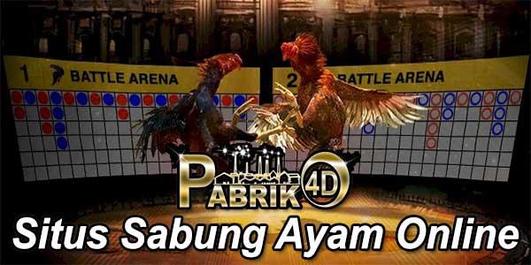 Situs Judi Taruhan Sabung Ayam Online Terpercaya
