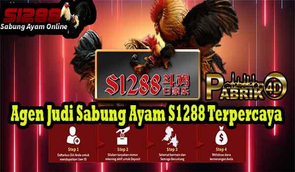 Agen Judi Sabung Ayam S1288 Terpercaya