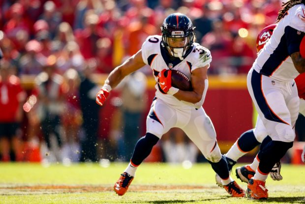 phillip lindsay rookie review