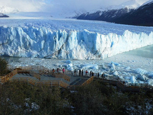 Degrees Canadian Family' Adventure In Argentina