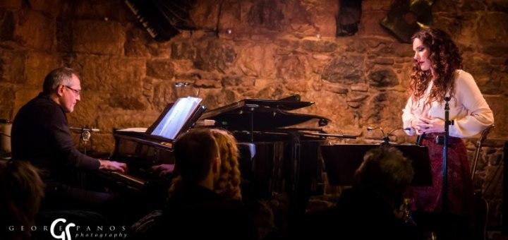 Γιώργος Ανδρέου, Κορίνα Λεγάκη, διαδυκτιακό #LIVE, Δευτέρα 20 Απριλίου στις 20.30