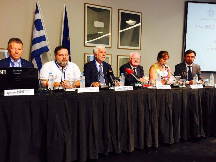 Βασικοί άξονες της συζήτησης αποτέλεσαν οι αναγκαίες δράσεις για την οικονομική και κοινωνική ανάπτυξη