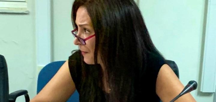 Μαρία Γάλλου, τοποθέτηση για τη σχολική στέγη στο δημοτικό συμβούλιο