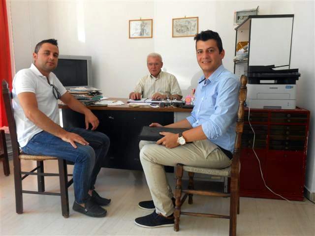 Θραψανιώτης με Ένωση Αστυνομικών Υπαλλήλων Λασιθίου
