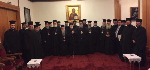 Ιερά Σύνοδος, ενημέρωση για τρέχουσες εξελίξεις, αποφάσεις