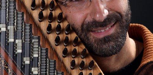 Ο Μανώλης Κανακάκης παρουσιάζει το κανονάκι στο Ωδείο Τέχνης