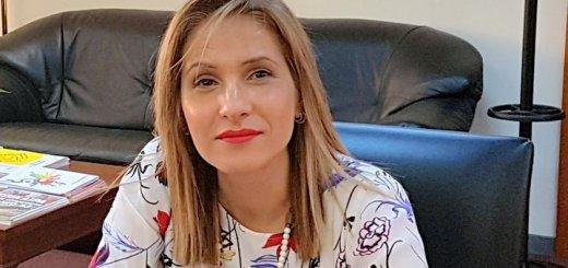 η Συντονίστρια της Αποκεντρωμένης Διοίκησης Κρήτης στην Αθήνα για επαφές