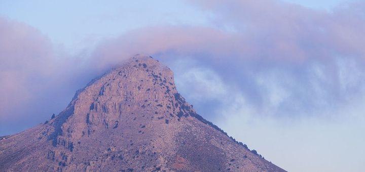 ανάβαση στην κορυφή των Αστερουσίων, τον Κόφινα