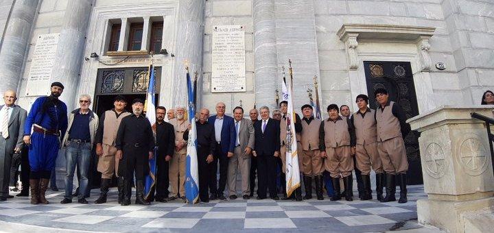 Ολοκαύτωμα της Βιάννου, εκδηλώσεις τιμής και μνήμης