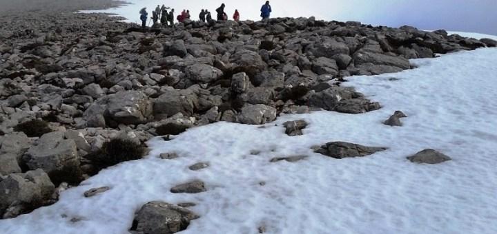 Ορειβατικός Σύλλογος Αγίου Νικολάου κοπή της βασιλόπιτας