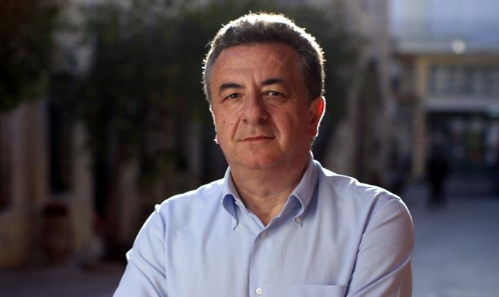 ο γενικός γραμματέας της Περιφέρειας Κρήτης, Σταύρος Αρναουτάκης,