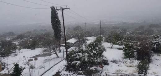 Γενική ενημέρωση πληθυσμού Δήμου Οροπεδίου Λασιθίου περί επικινδύνων καιρικών φαινομένων