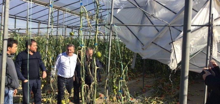 Σε κατάσταση έκτακτης ανάγκης δήμοι Ιεράπετρας και Βιάννου