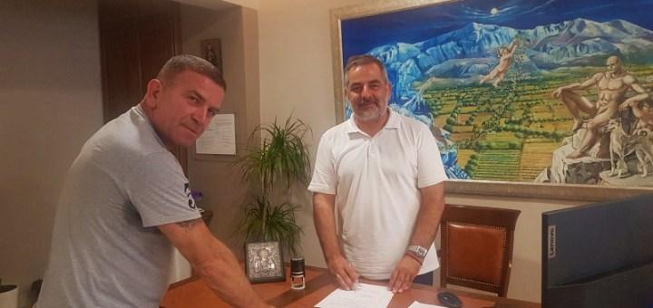 αντιδήμαρχος Τουρισμού στον δήμο οροπεδίου Λασιθίου