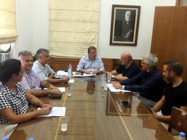 ίδρυση παρατηρητηρίου Υπαίθρου Κρήτης