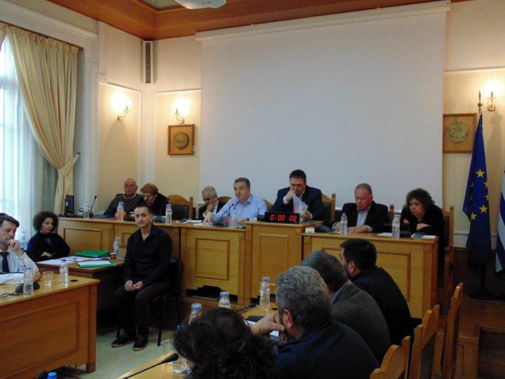Ο Κλεισθένης 1 κινητοποιεί το Περιφερειακό Συμβούλιο