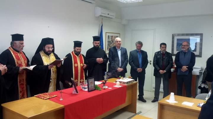Πρωτοχρονιά στον δήμο Βιάννου