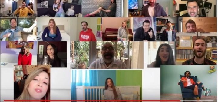 """""""το τραγούδι μας"""" κύπριοι καλλιτέχνες για καθημερινότητα στην εποχή του κορωνοϊού"""