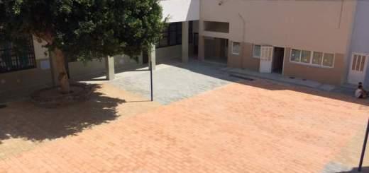 Α΄ Δημοτικό Σχολείο Αγίου Νικολάου, παραδόθηκε η αυλή