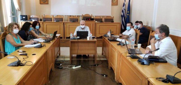 Τροποποίηση Οργανισμού Εσωτερικής Υπηρεσίας Περιφέρειας Κρήτης