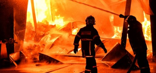 Φωτιές στην Ιεράπετρα από τη κακοκαιρία