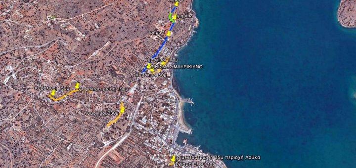 παρεμβάσεις που προγραμματίζονται για την περιοχή της Ελούντας