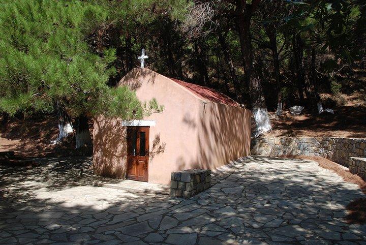 Πανήγυρη Ιερού Ναού Αγίας Άννης στη Θρυφτή