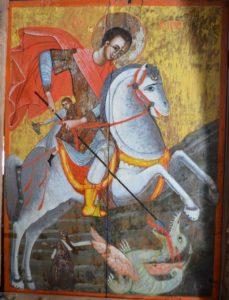 για τη Μονή Αγίου Γεωργίου του Βραχασώτη