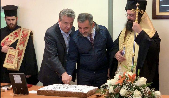 Η Περιφέρεια Κρήτης χρηματοδοτεί την κυκλοφοριακή σύνδεση προς το Οροπέδιο Λασιθίου στον κόμβο Μαλίων