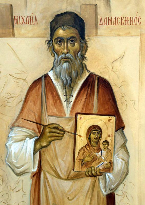 Οι έξι μεγάλοι Κρήτης αγιογράφοι