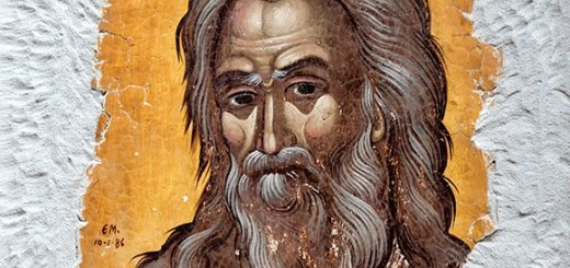 το έργο του Μανώλη Μπετεινάκη στην Αγία Αικατερίνη Σιναϊτών
