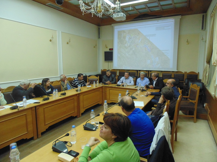 Παρεμβάσεις σε 500 επικίνδυνα σημεία του επαρχιακού οδικού δικτύου από την Περιφέρεια με βάση την μελέτη που παρουσίασε σήμερα η «ΕΓΝΑΤΙΑ Α.Ε»