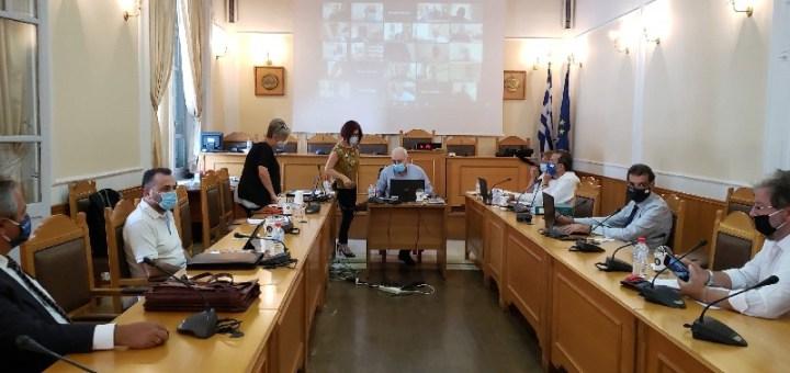 Τροποποίηση του Οργανισμού Εσωτερικής Υπηρεσίας (ΟΕΥ) της Περιφέρειας Κρήτης
