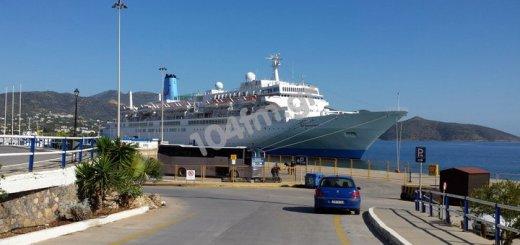 Λιμάνι και Κρουαζιερόπλοια …