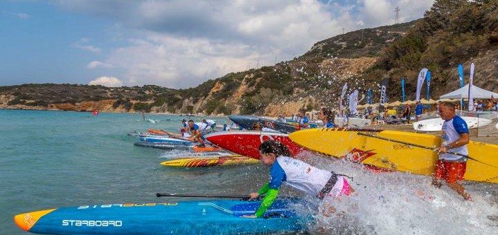 Το Agios Nikolaos on SUP, μεγάλωσε
