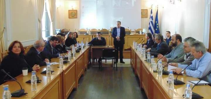 Περιφερειακό Συμβούλιο Έρευνας και Καινοτομίας Κρήτης νέο ΔΣ