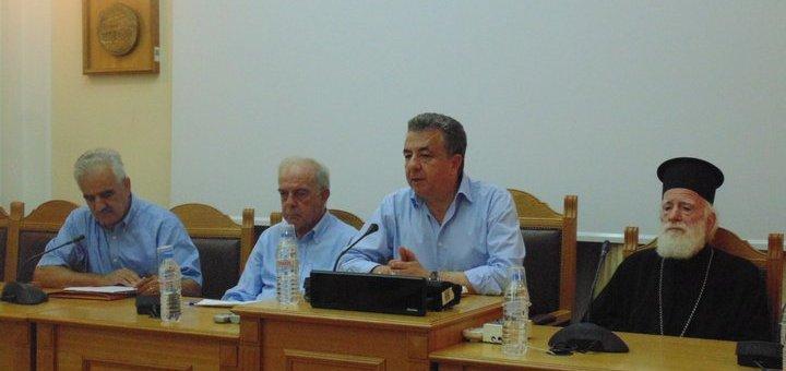 Το συνέδριο παρουσία του Πρωθυπουργού στην Κρήτη πρέπει να είναι οραματικό και ρεαλιστικό